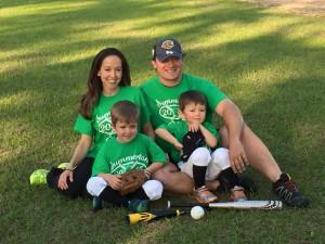 Tee Ball Family