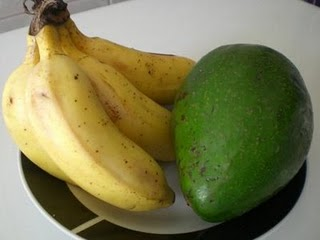 Avocado and Bananas
